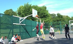 Preston Park basketball