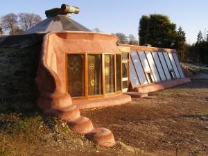 Earthship Brighton - off grid education centre