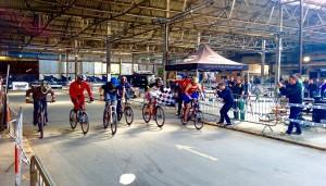 Battle Royale Cycle Racing at Circus Street Market